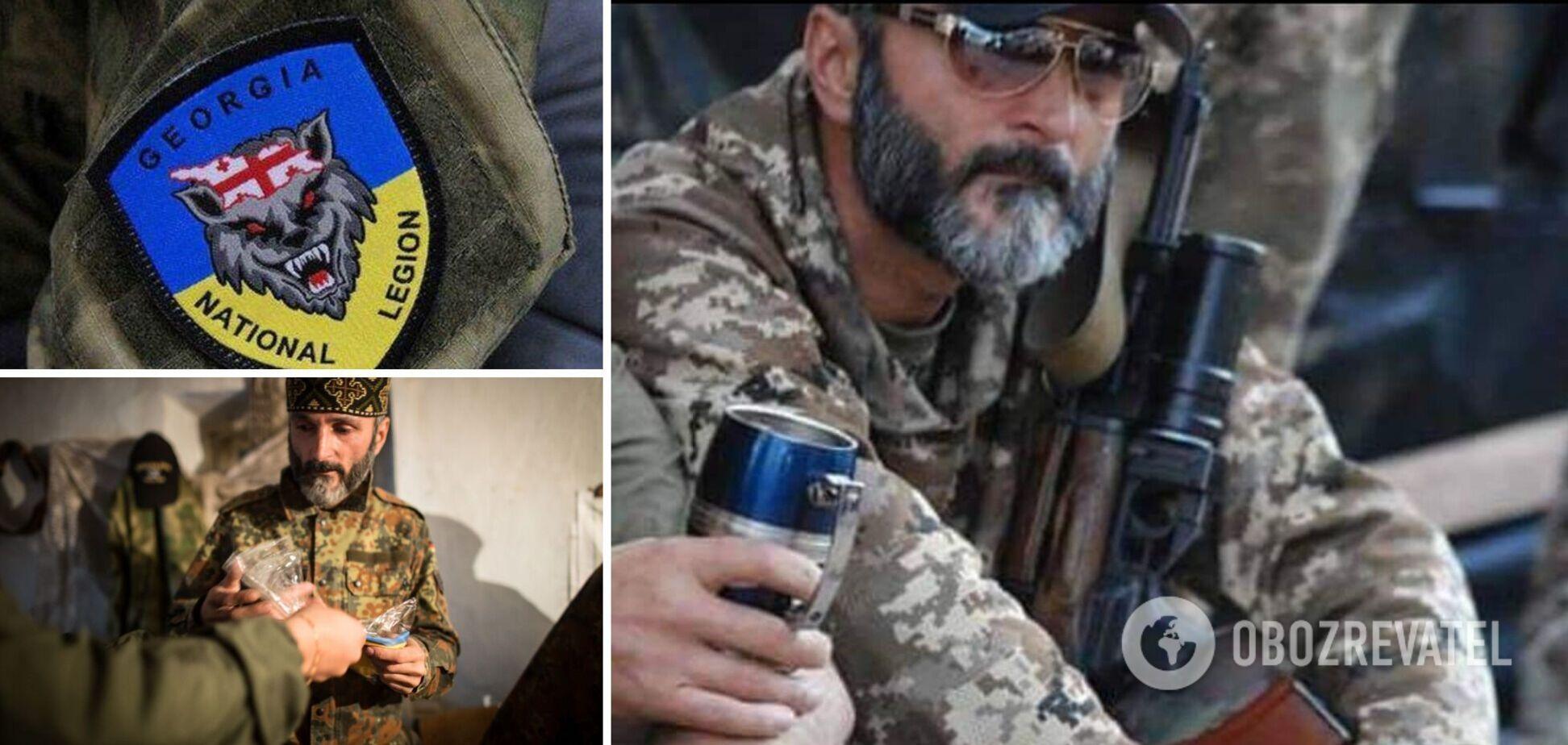 На Донбасі загинув грузин, який давно воював проти росіян: що відомо про захисника України