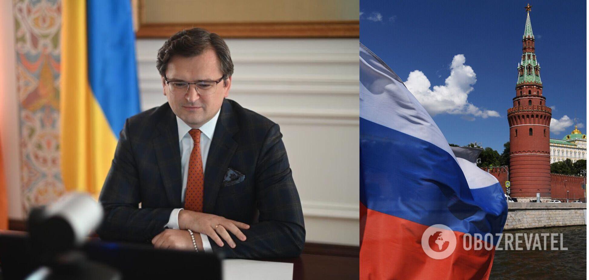 Кулеба запропонував ЄС ввести нові санкції проти Росії