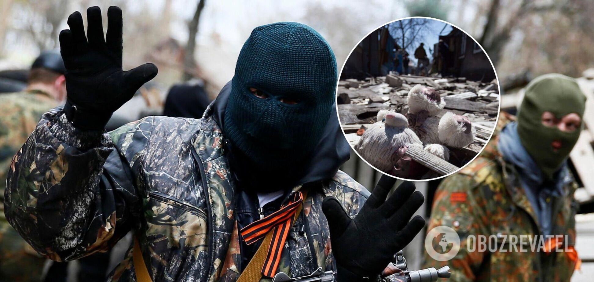 Найманець РФ вистрілив із автомата в 15-річну дівчинку на Донбасі – розвідка