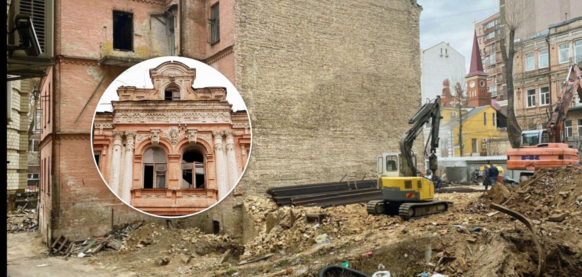 У Києві за $4 млн врятують будинок Рутковського