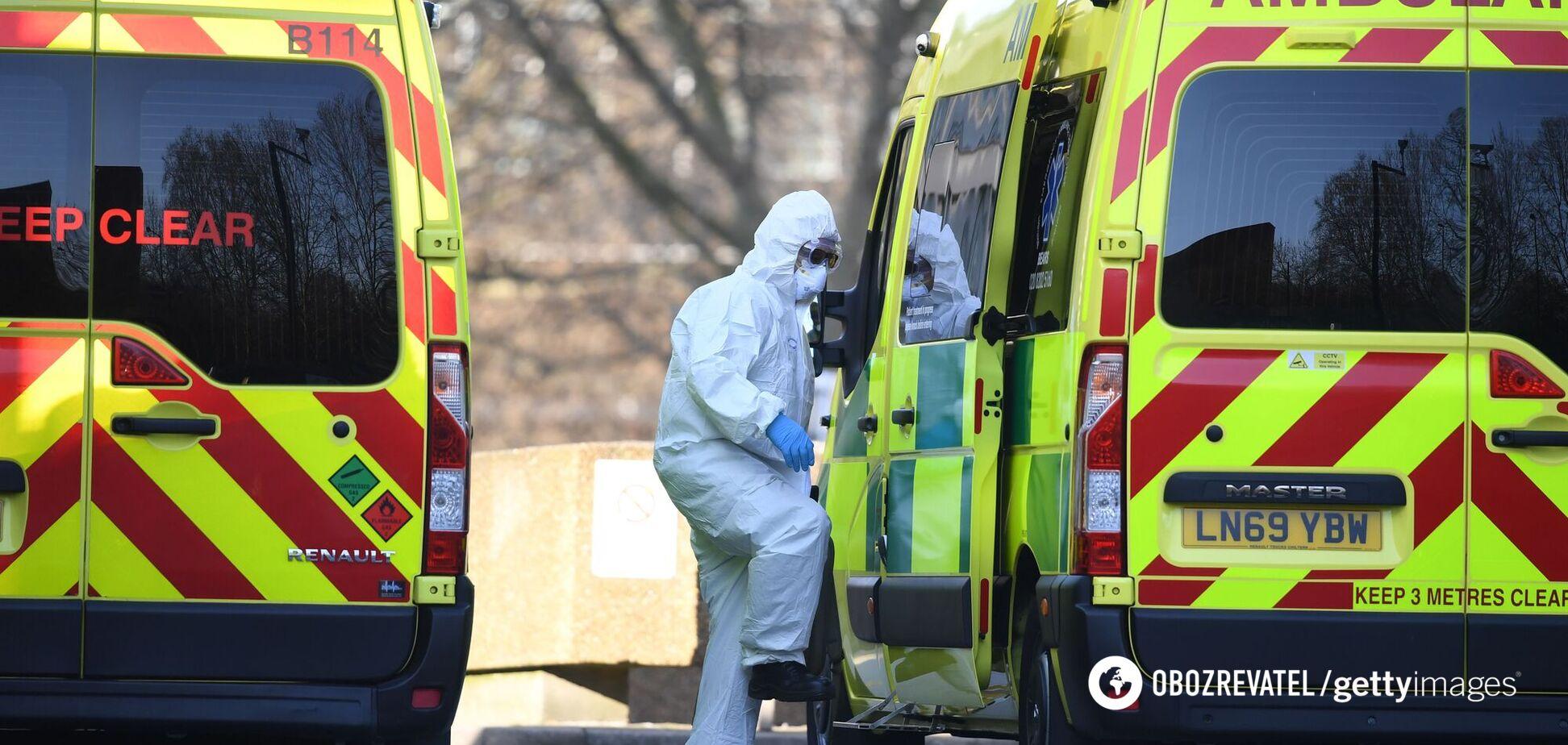 В Британии произошла вспышка двойного мутанта коронавируса из Индии