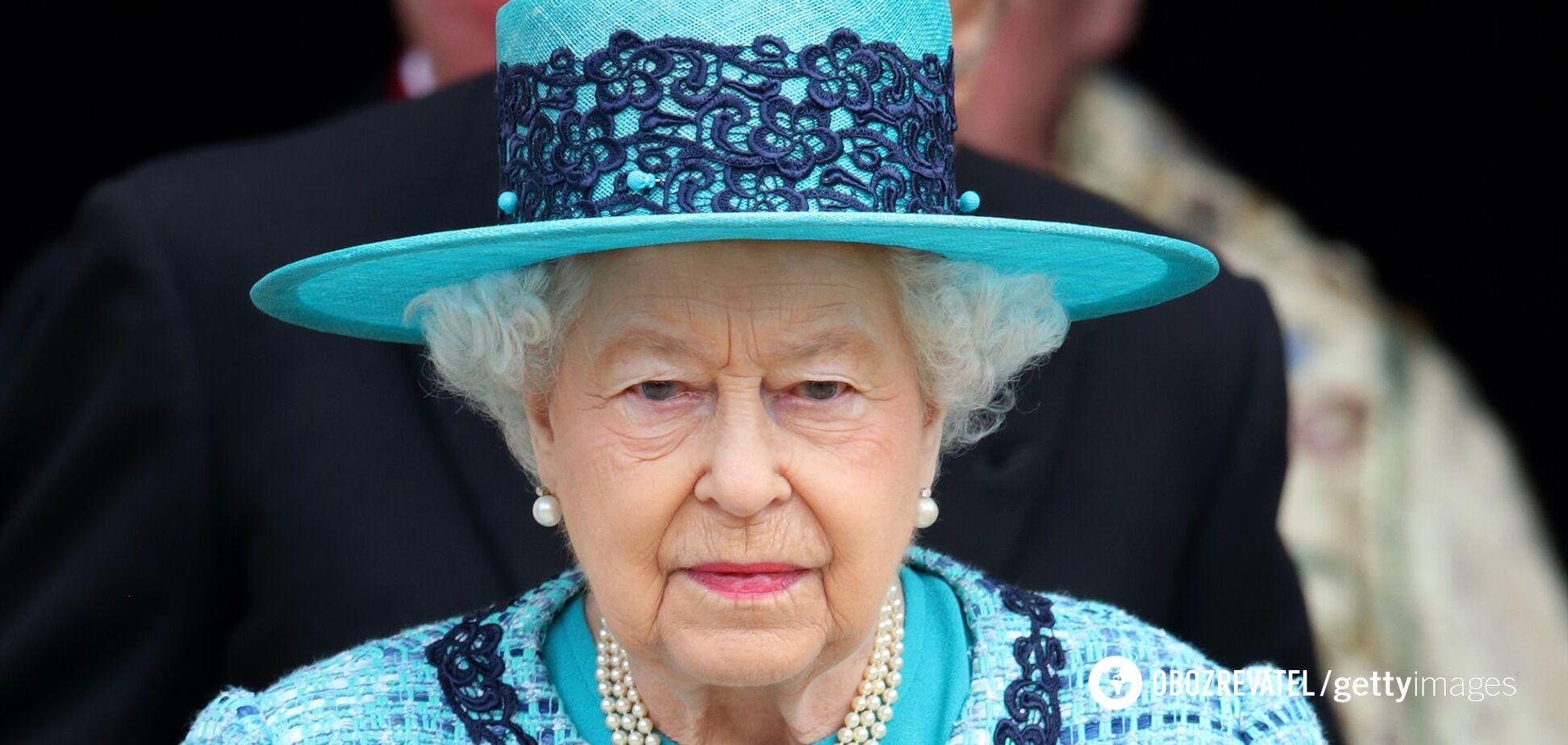 Стало известно, как Елизавета II отметит свой юбилей