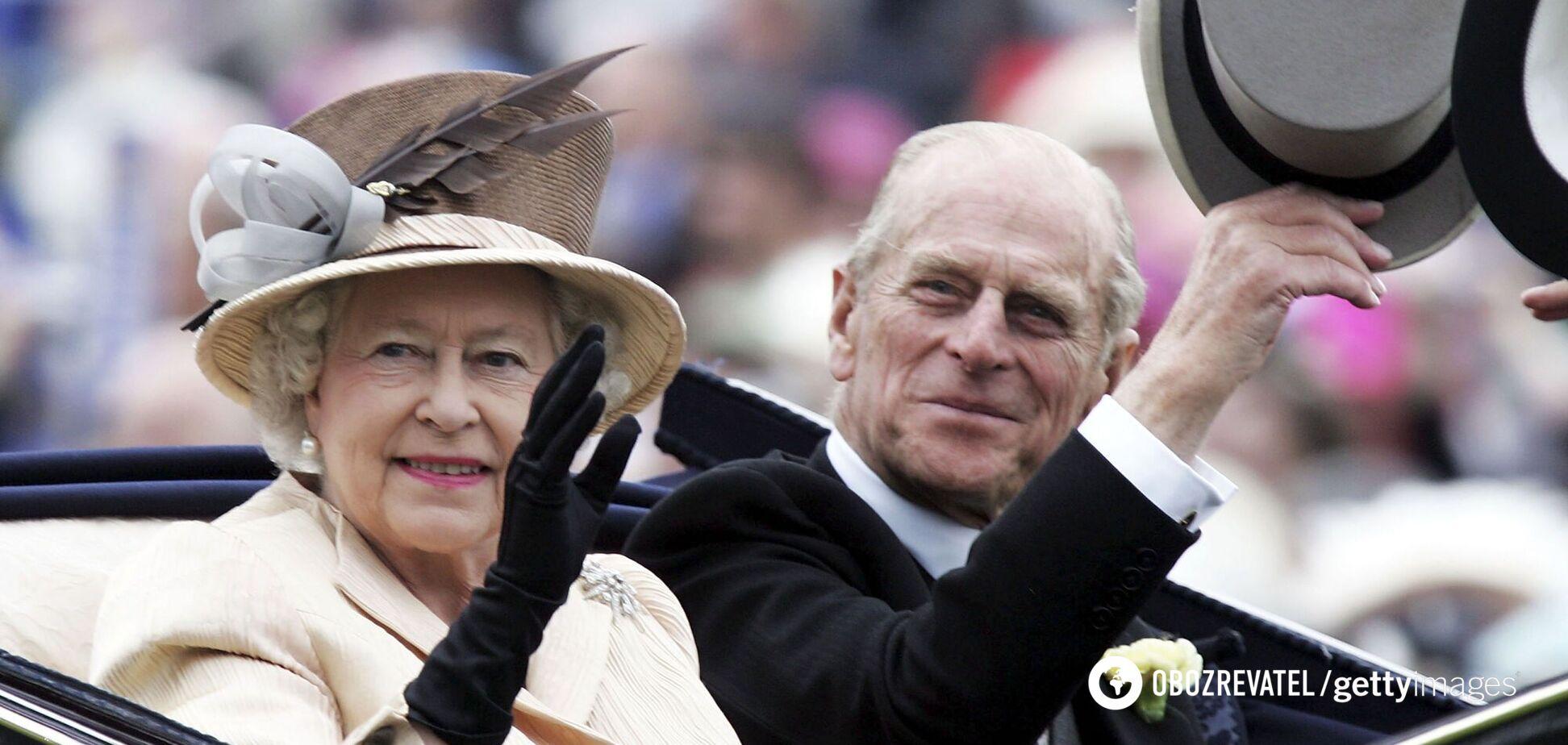 Какие слова написала Елизавета II в прощальной записке принцу Филиппу