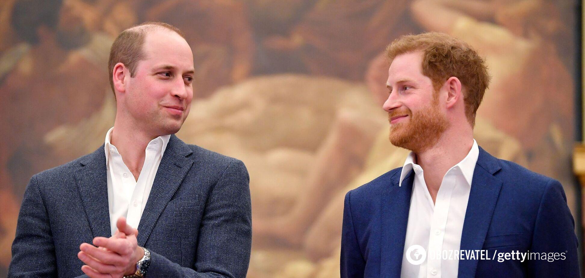 Принц Чарльз поговорил с сыновьями после похорон герцога