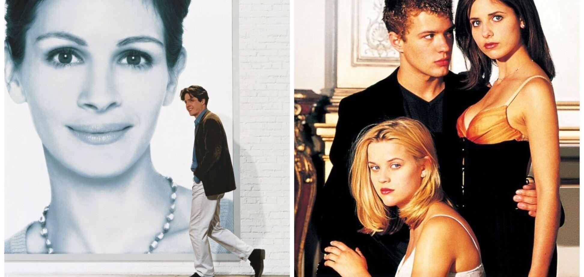 Як зараз виглядають пари з культових мелодрам кінця 90-х. Фото