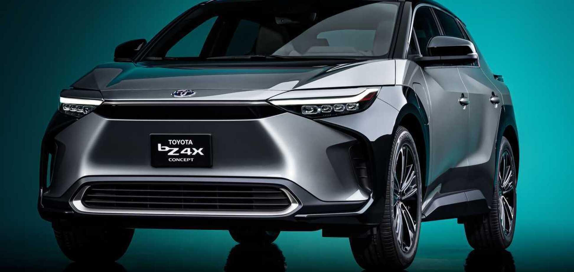 ToyotabZ4X