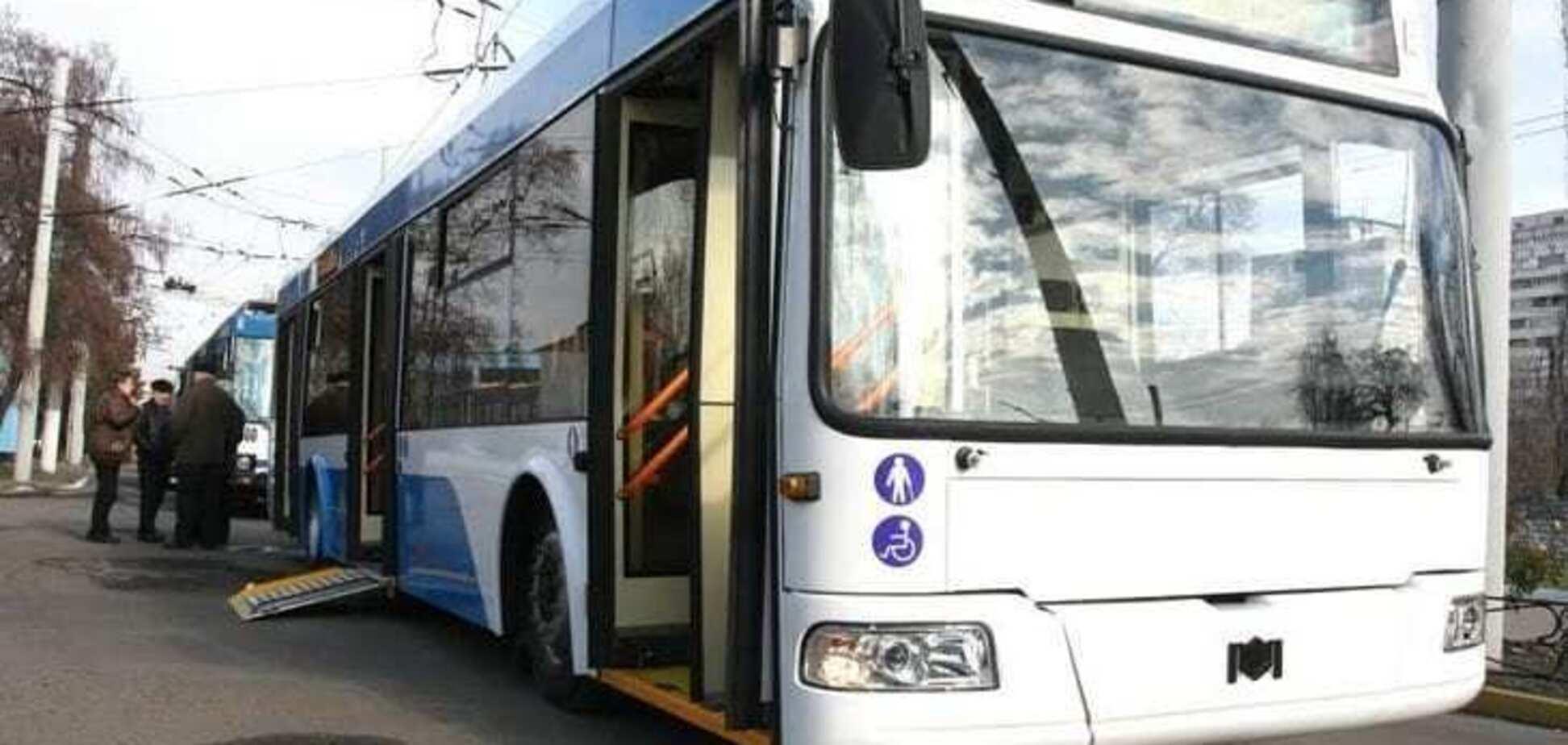 З Дніпра до Підгородного запустять тролейбус