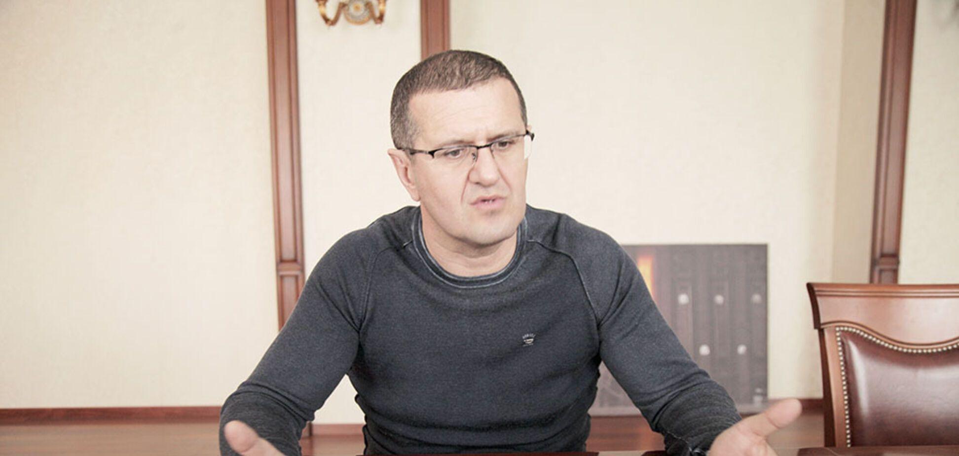 Муса Магомедов заявил, что законопроект об экоконтроле содержит драконовские нормы в отношении бизнеса