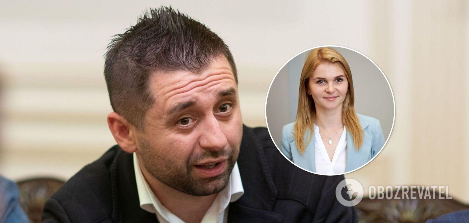 Арахамія перепросив за нардепку Колесник: ніхто звалювати з України не буде. Відео