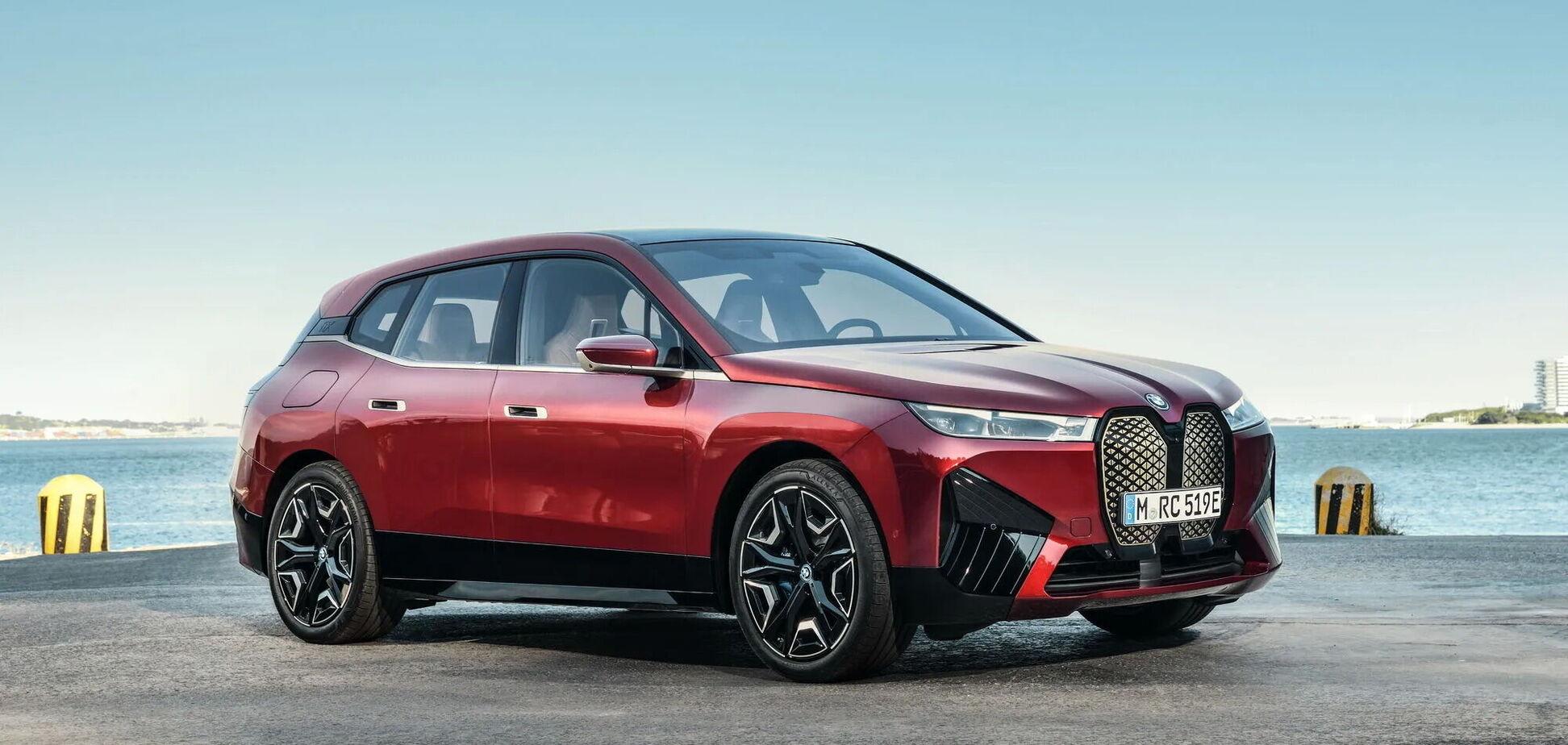 Будущие BMW получат единую электрическую платформу