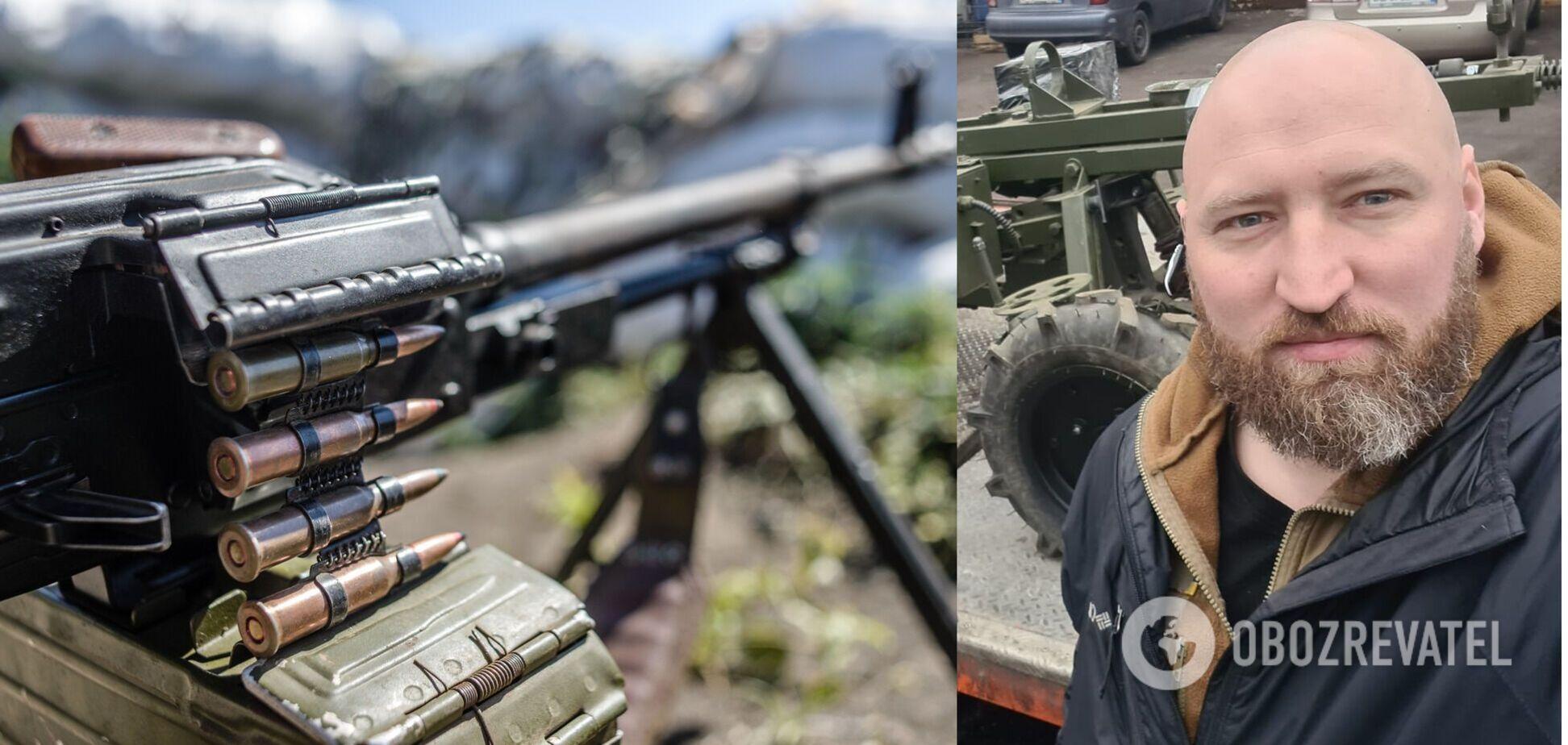 Гай назвав спосіб звільнення територій Донбасу