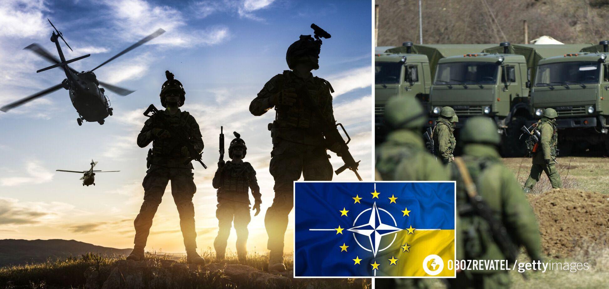 Послы НАТО провели встречу из-за агрессии России у границы Украины: в Кремле пригрозили