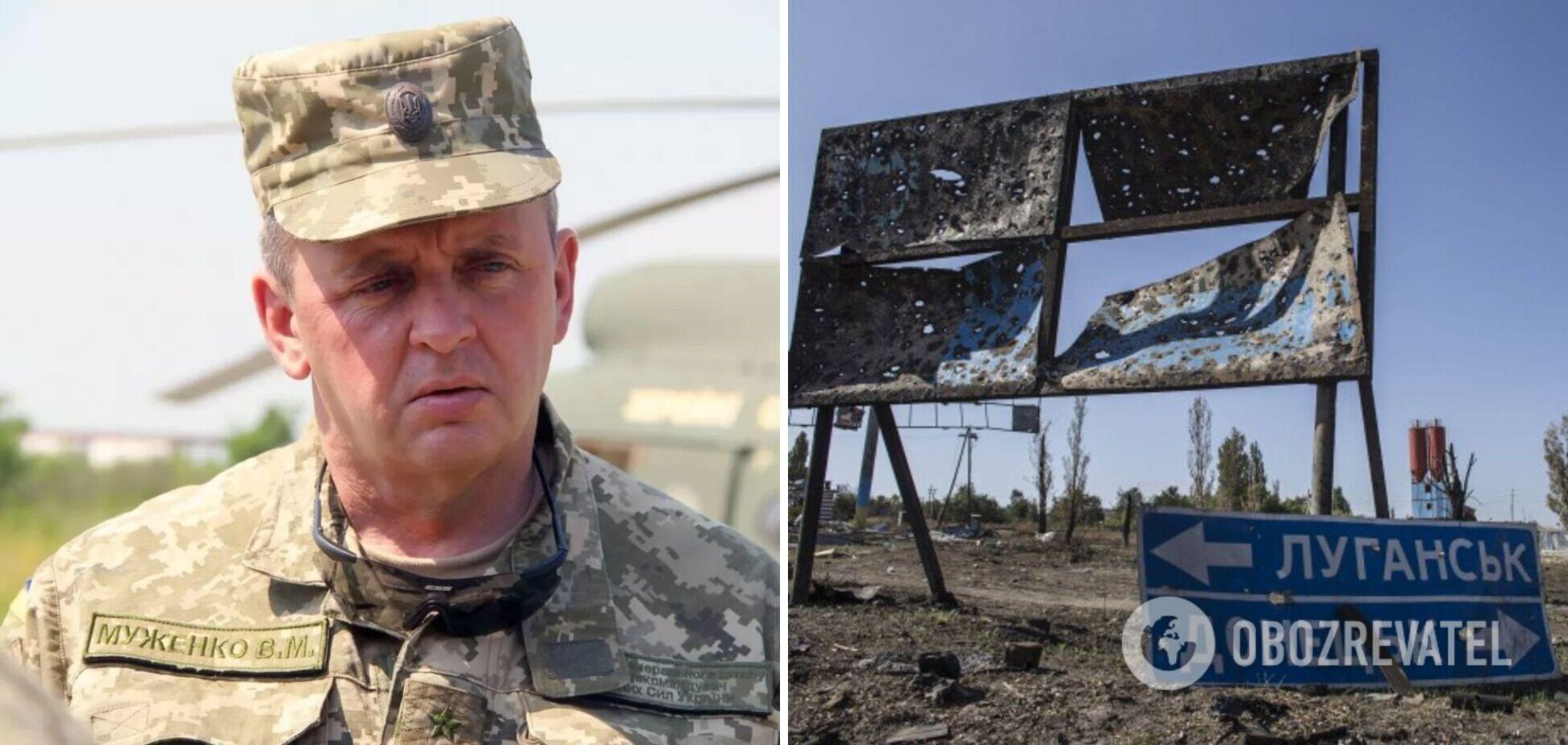 Муженко – про загострення на Донбасі: треба бути готовими до адекватного реагування