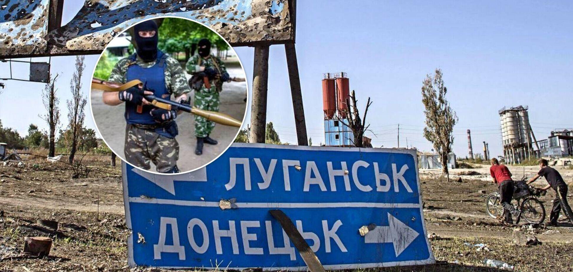 'Закінчилося гарматне м'ясо': терористи 'Л/ДНР' почали призов до 'армії', жителі згадали про Україну
