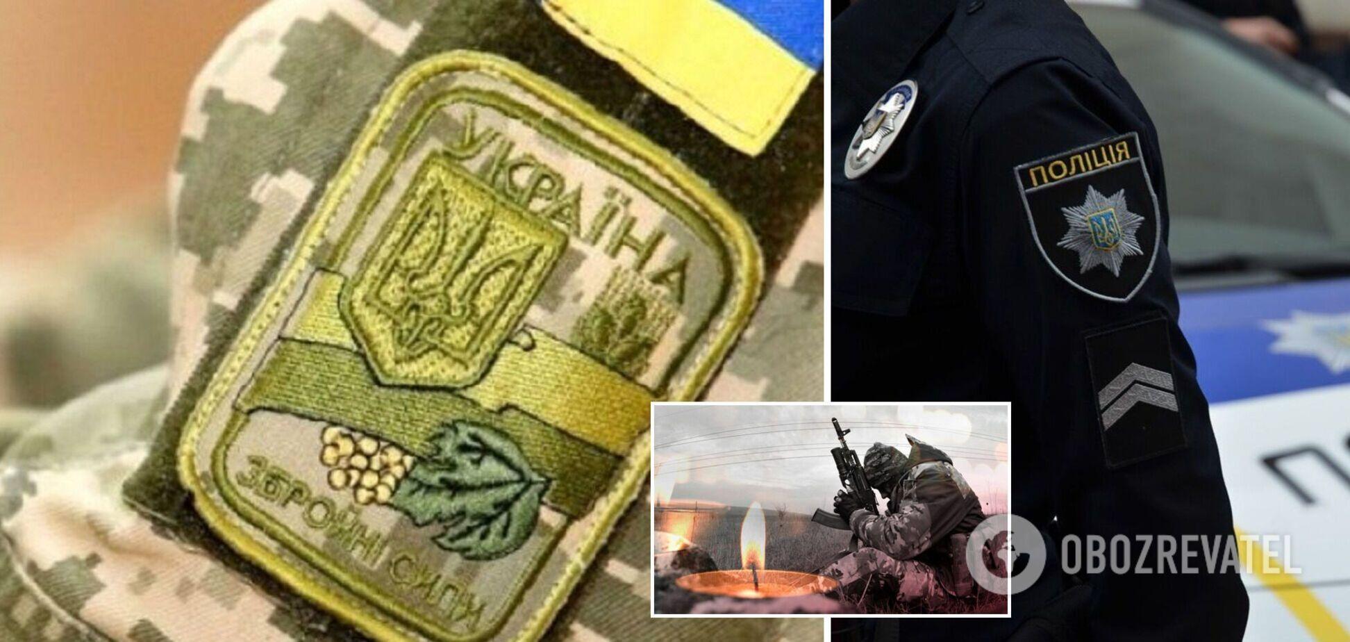 У мережі поширили відео із самогубством військовослужбовця ЗСУ на Донбасі. Кадри 18+