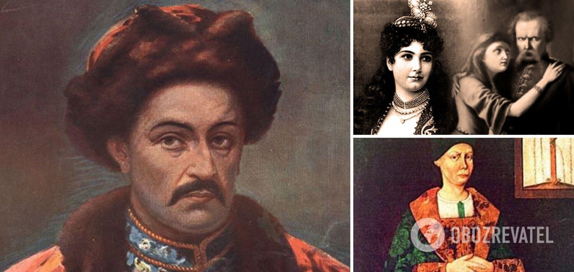Украинцам рассказали о женщинах Ивана Мазепы