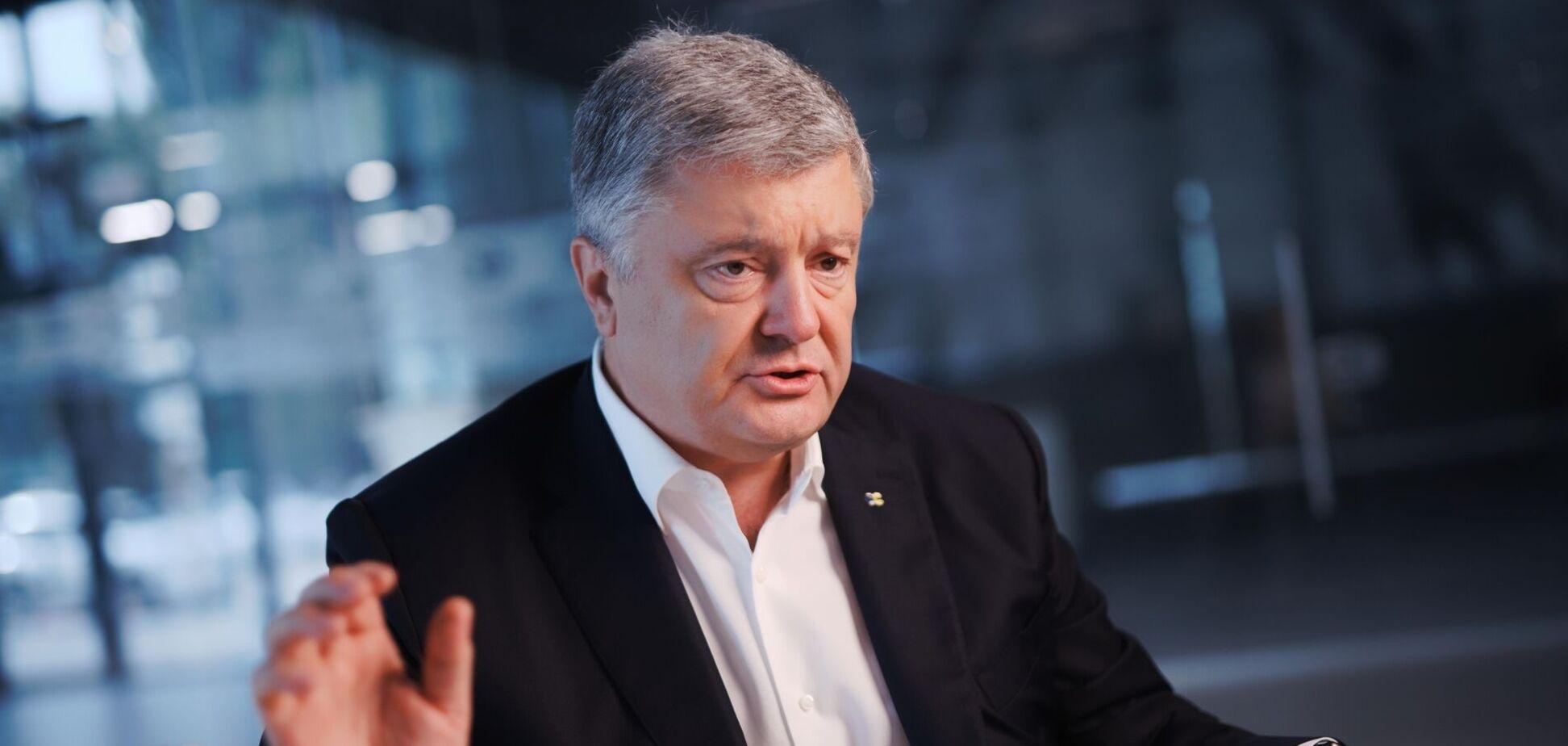 Порошенко – про розмову Байдена із Зеленським: Україна отримала 'вакцину' від російського агресора