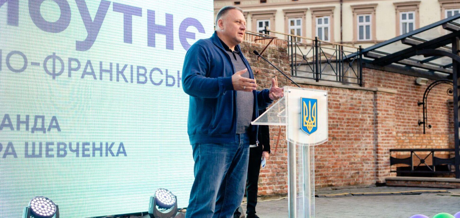 Шевченко пожаловался, что его лишили шансов на победу в 87 округе