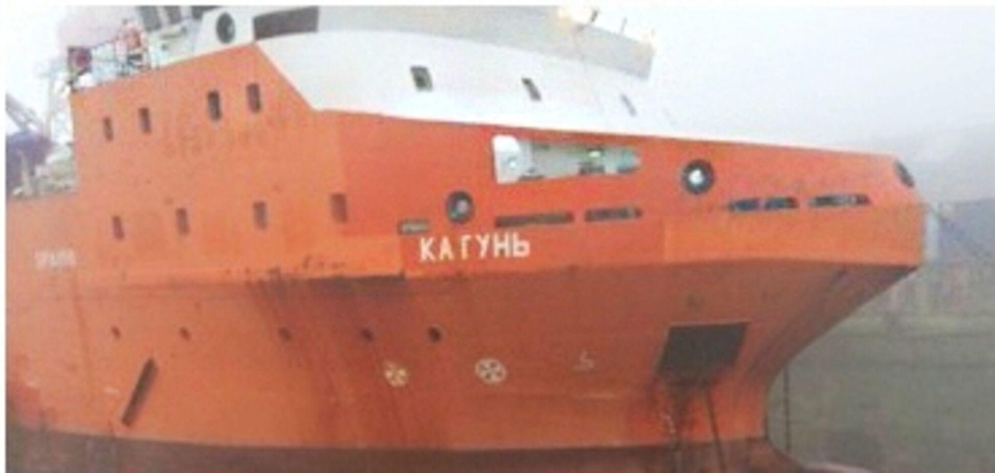 'Северный поток-2' строят суда в аварийных состояниях – разведка