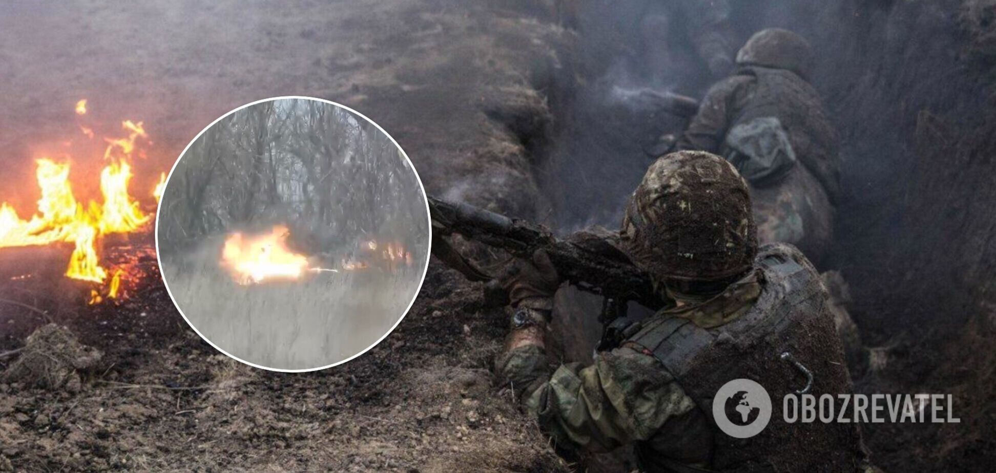Журналист показал огневую 'ответку' ВСУ по противнику на Донбассе. Видео