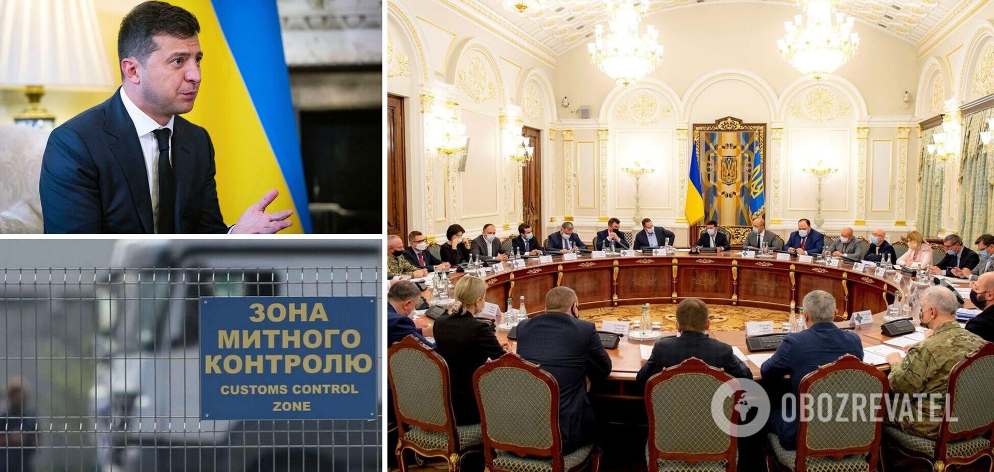 Зеленський ввів санкції проти топ-10 контрабандистів: OBOZREVATEL публікує список