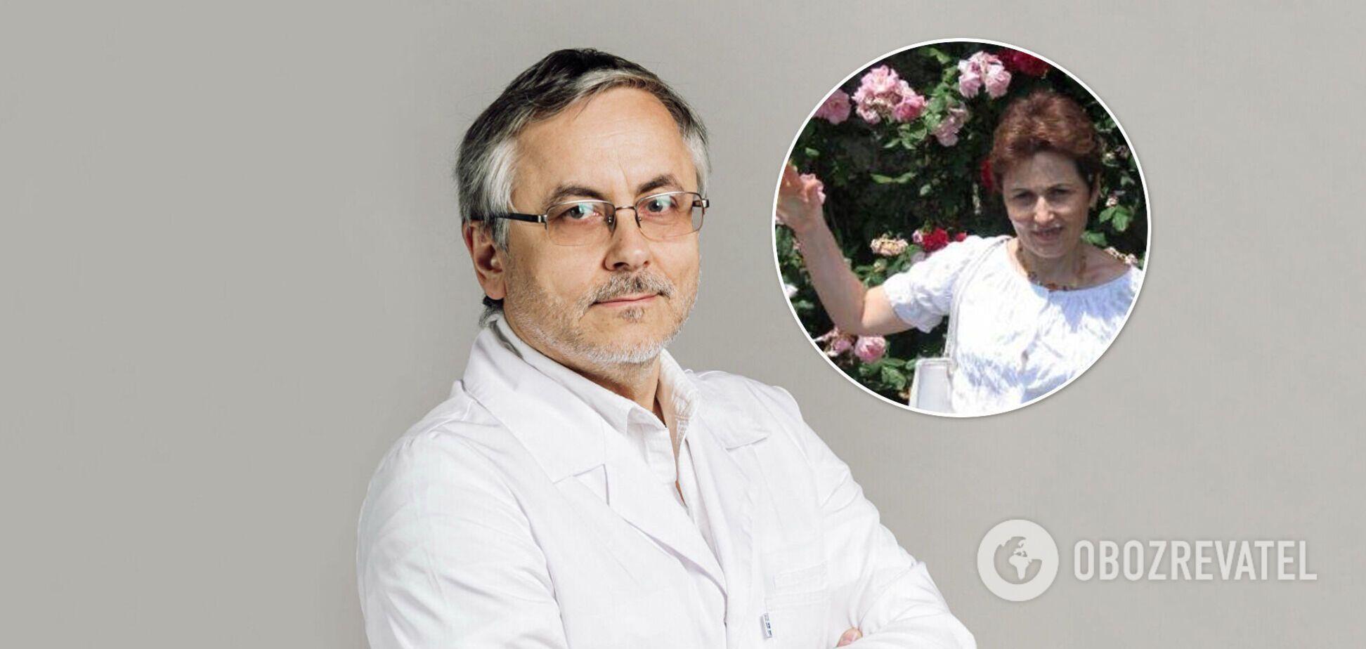 Главного нефролога Петербурга спустя 11 лет обвинили в убийстве и расчленении жены
