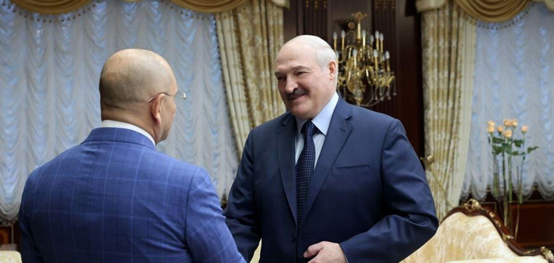 Український нардеп Шевченко зустрівся з Лукашенком у Мінську