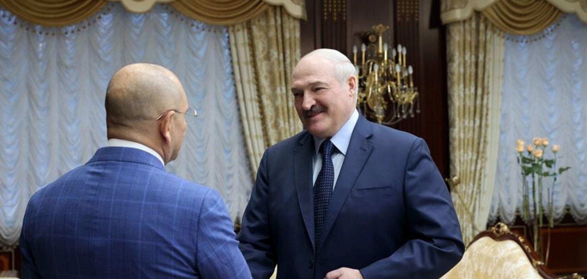 Лукашенко заговорив про три братні народи