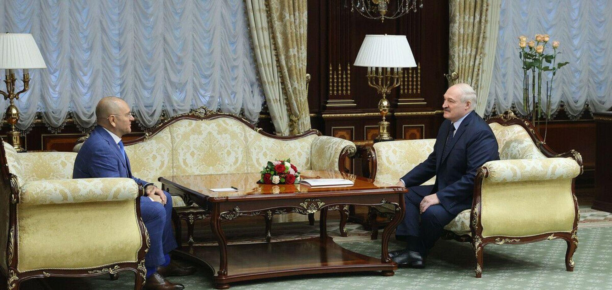 Шевченко после вояжа к Лукашенко: хотите, исключайте из 'Слуги', отчитываться не собираюсь