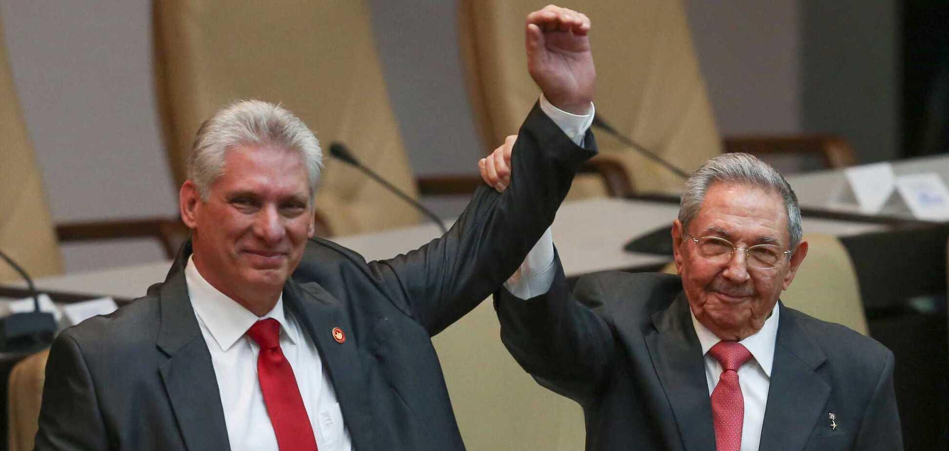 На Кубі обрали наступника Кастро