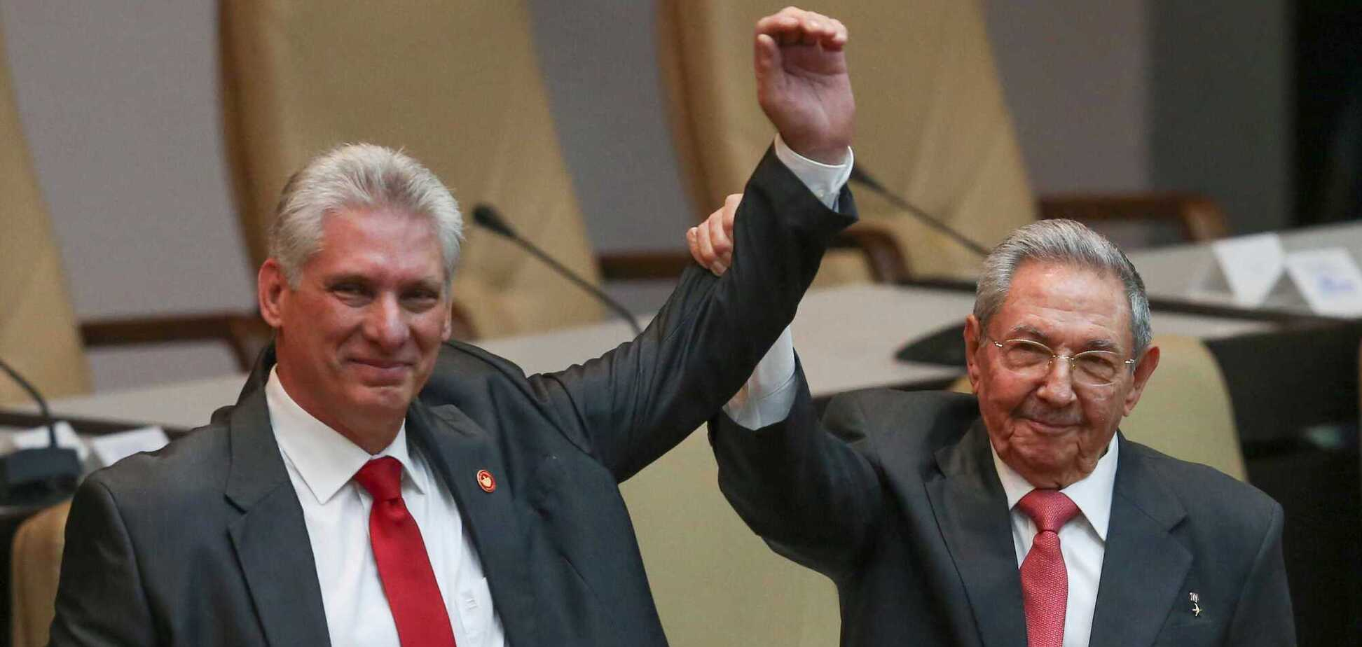 На Кубе выбрали преемника Кастро