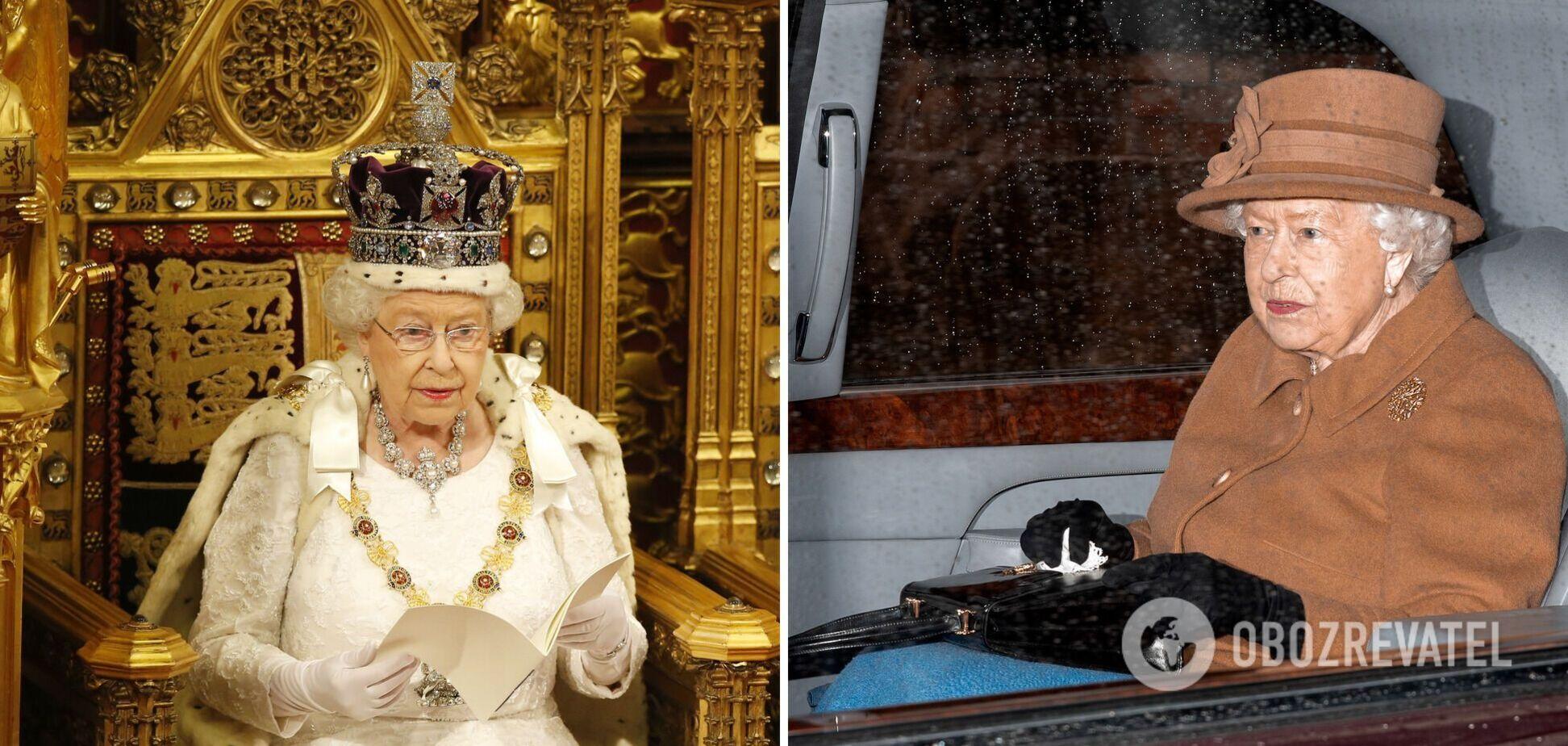 Королева Елизавета правит Британией 68 лет