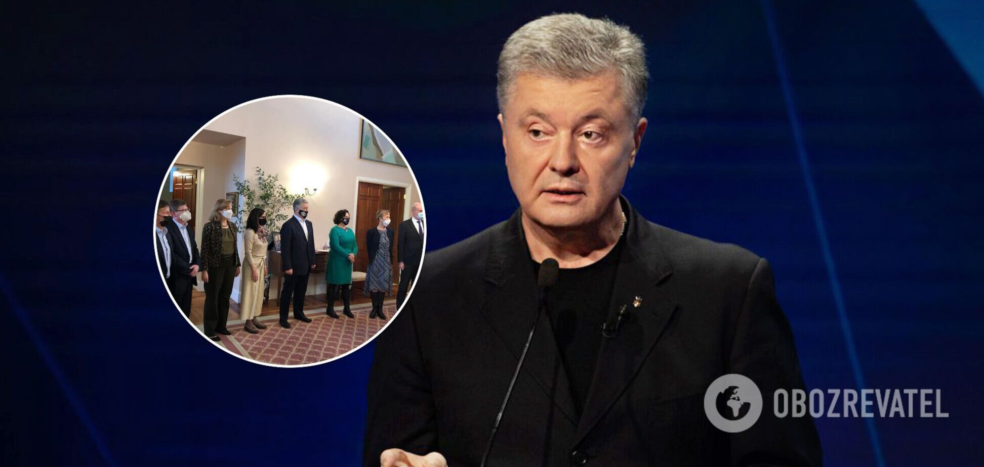 Послы G7 после встречи с Порошенко призвали Украину продолжать реформы
