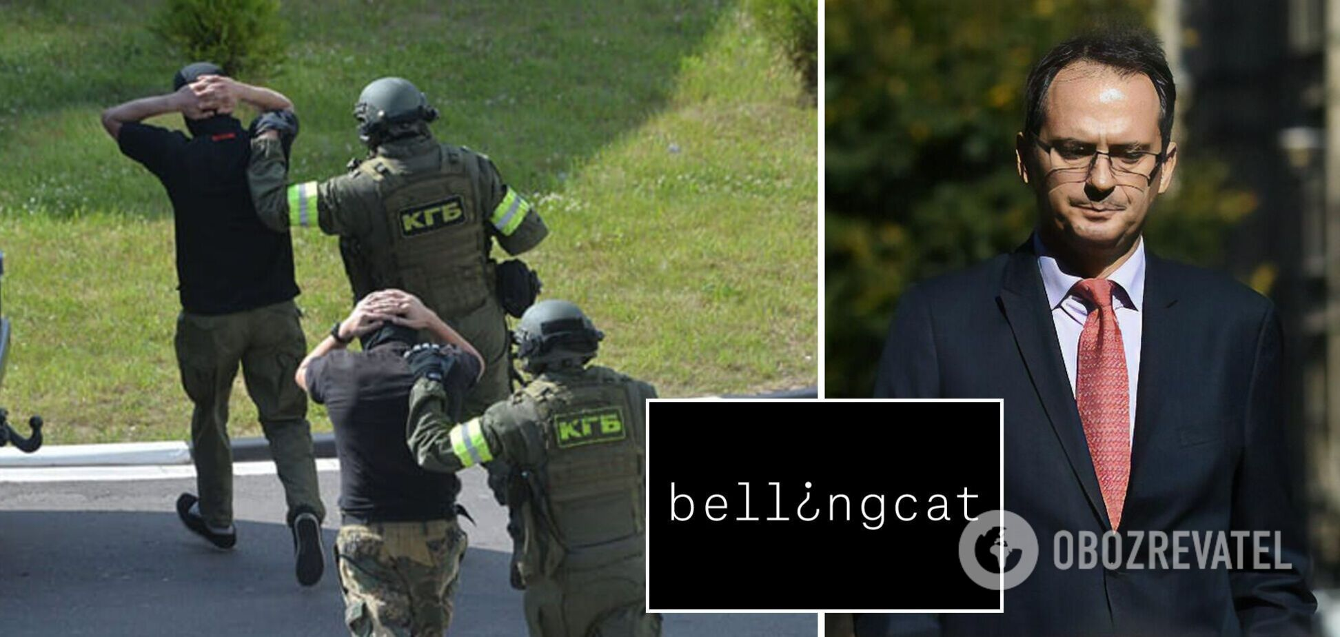 В Bellingcat рассказали, когда выйдет расследование о 'вагнеровцах'