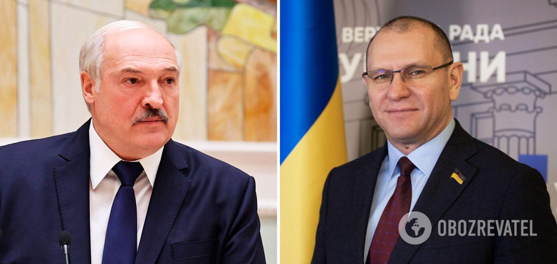 Шевченко – про зустріч із Лукашенком: я займаюся політикою, а не зашкварами в ресторанах, з повіями та мракобіссям