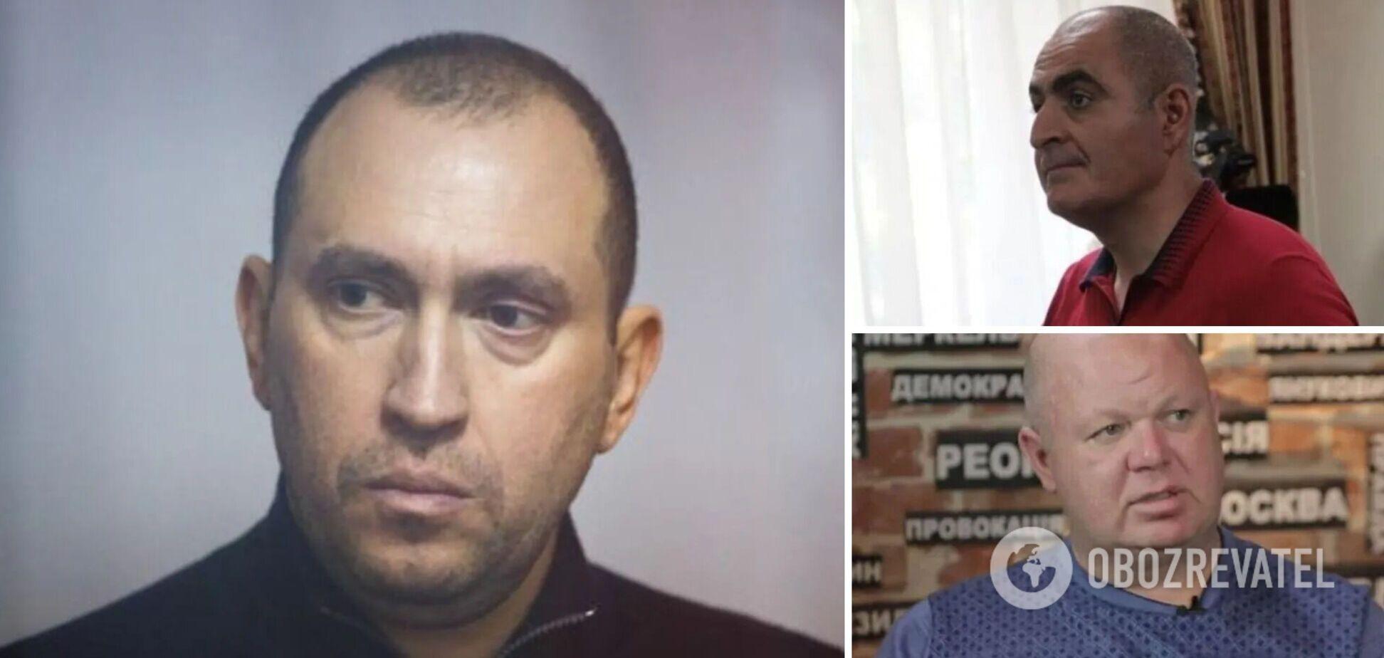 Альперин, Амирханян и Еримичук лишены гражданства Украины