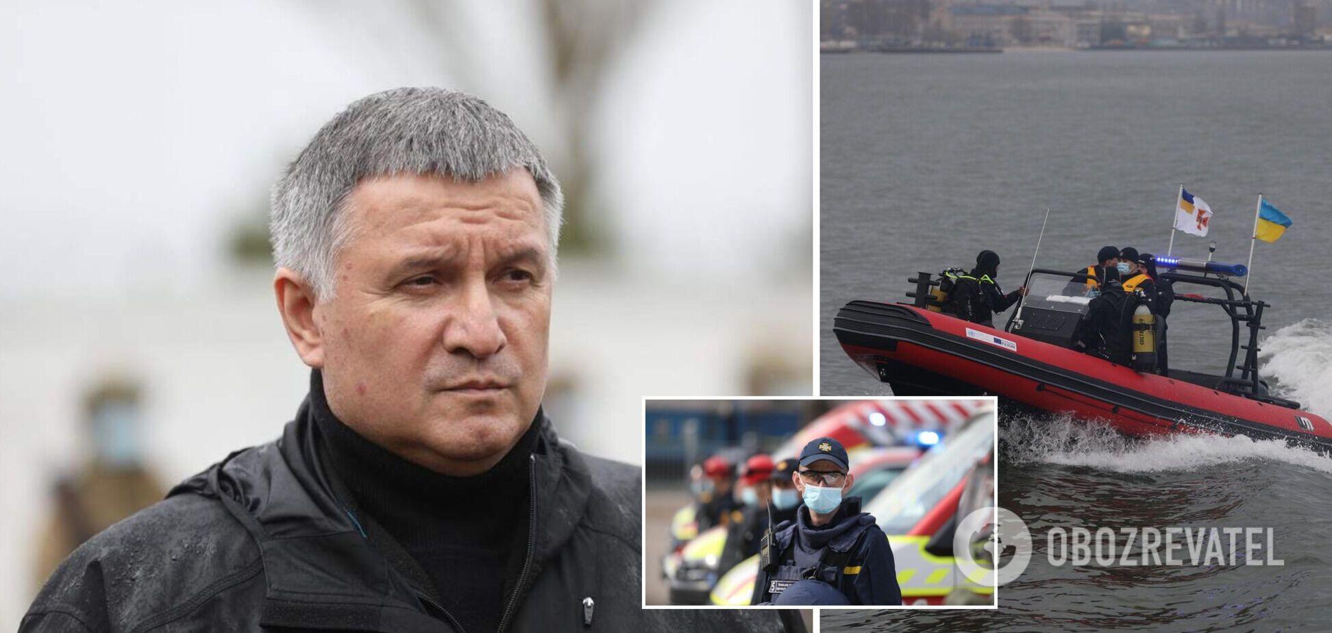 Аваков пообещал украинцам безопасность во всей акватории Азовского моря