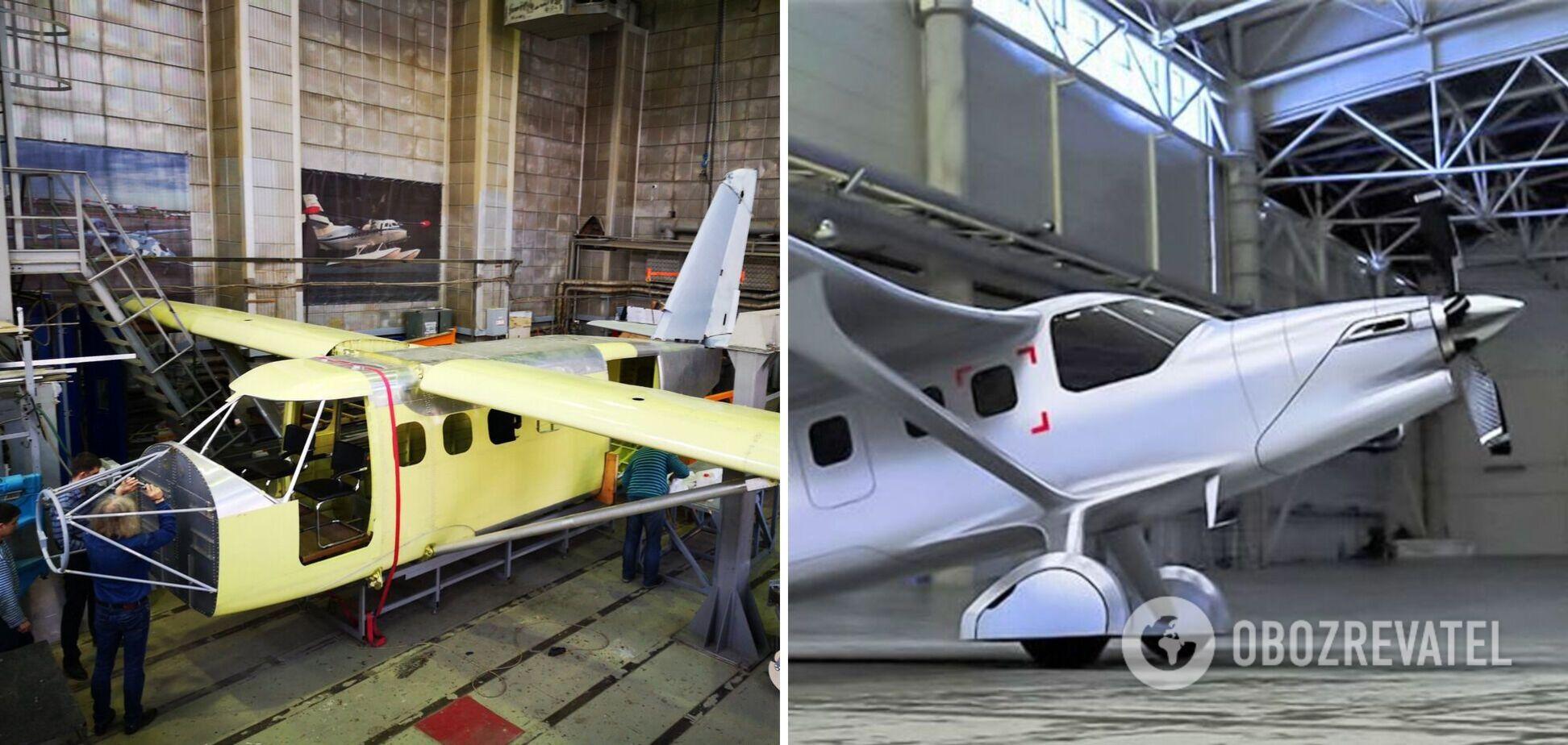 У Росії показали прототип літака з американським двигуном. Фото