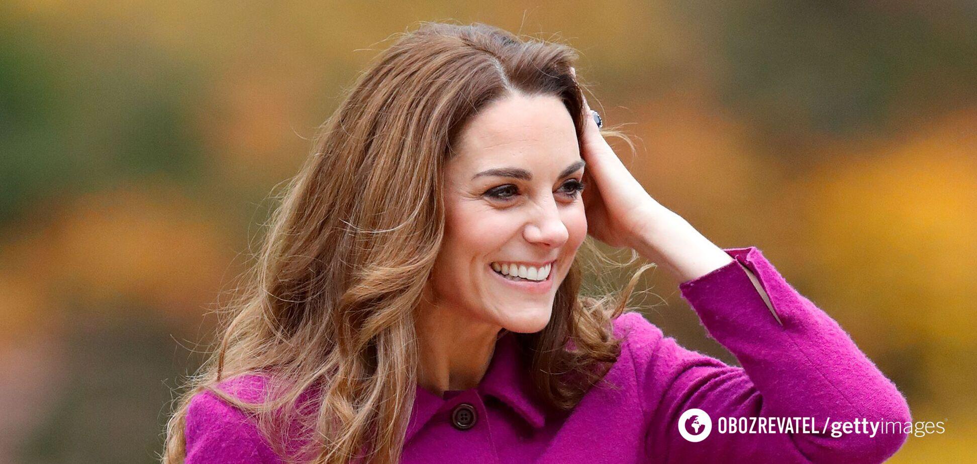 Як Кейт Міддлтон любить починати ранок: названо 2 корисні звички герцогині