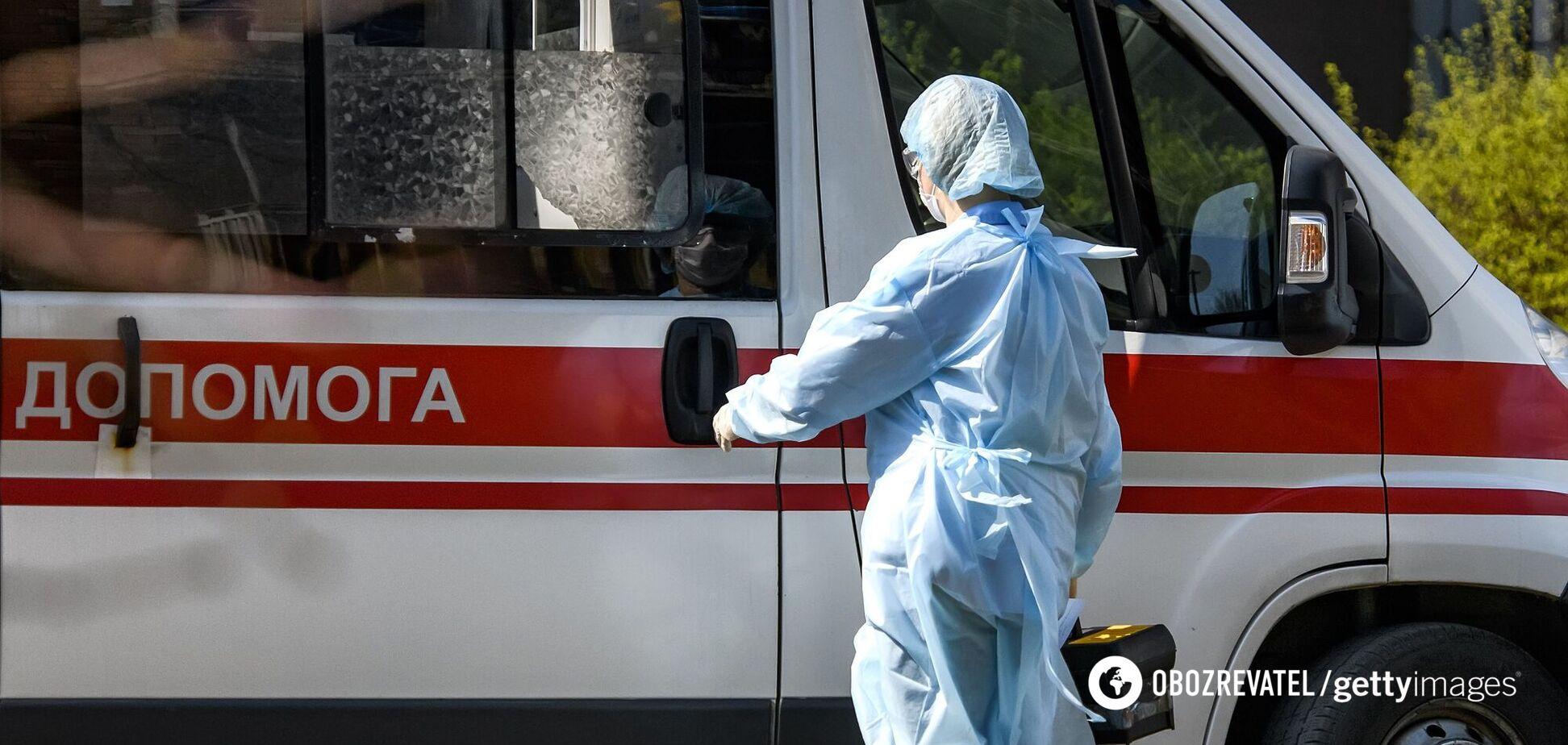 На Харьковщине заняты более 85% коек интенсивной терапии из-за COVID-19: свежие данные
