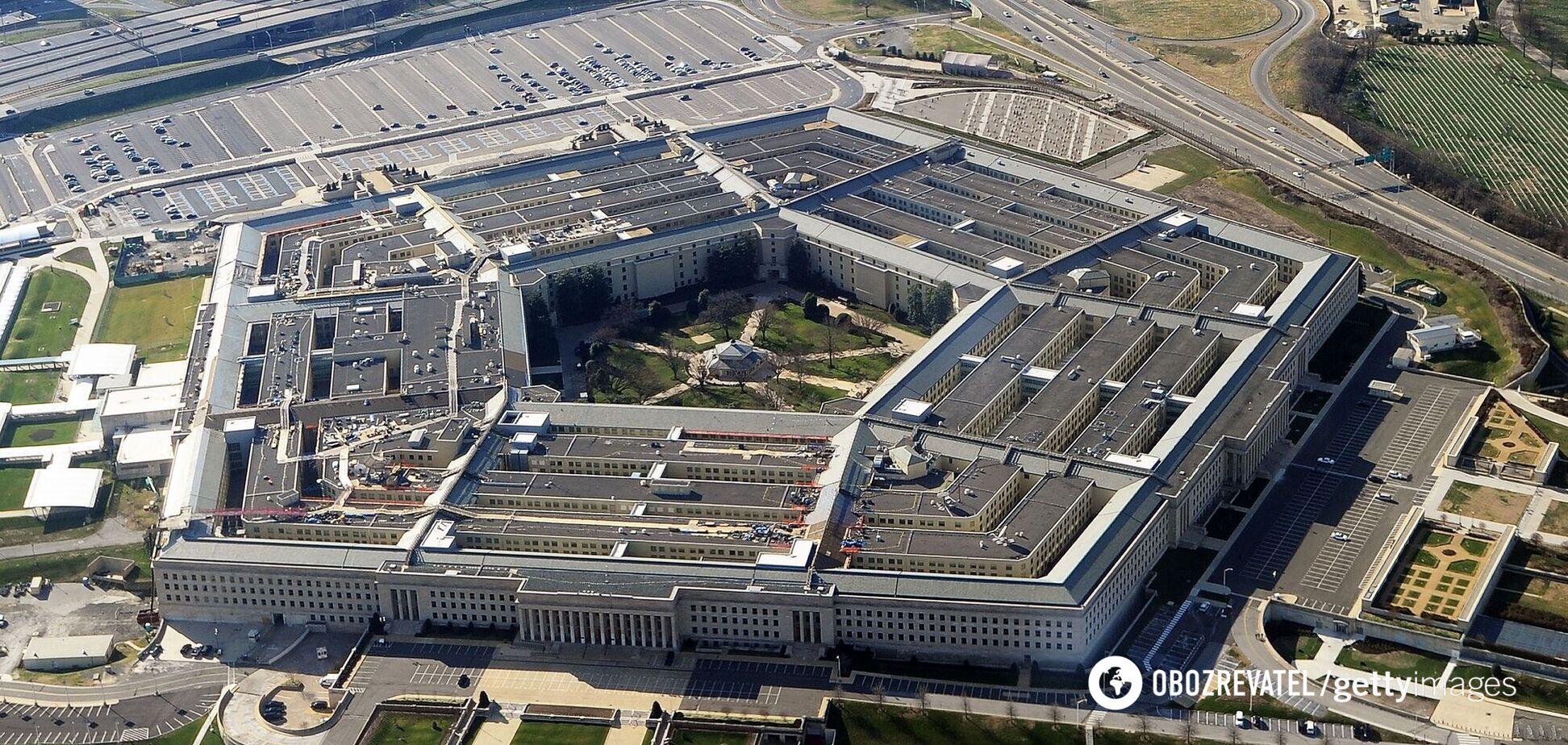 Пентагон США подтвердил подлинность кадров с НЛО. Видео
