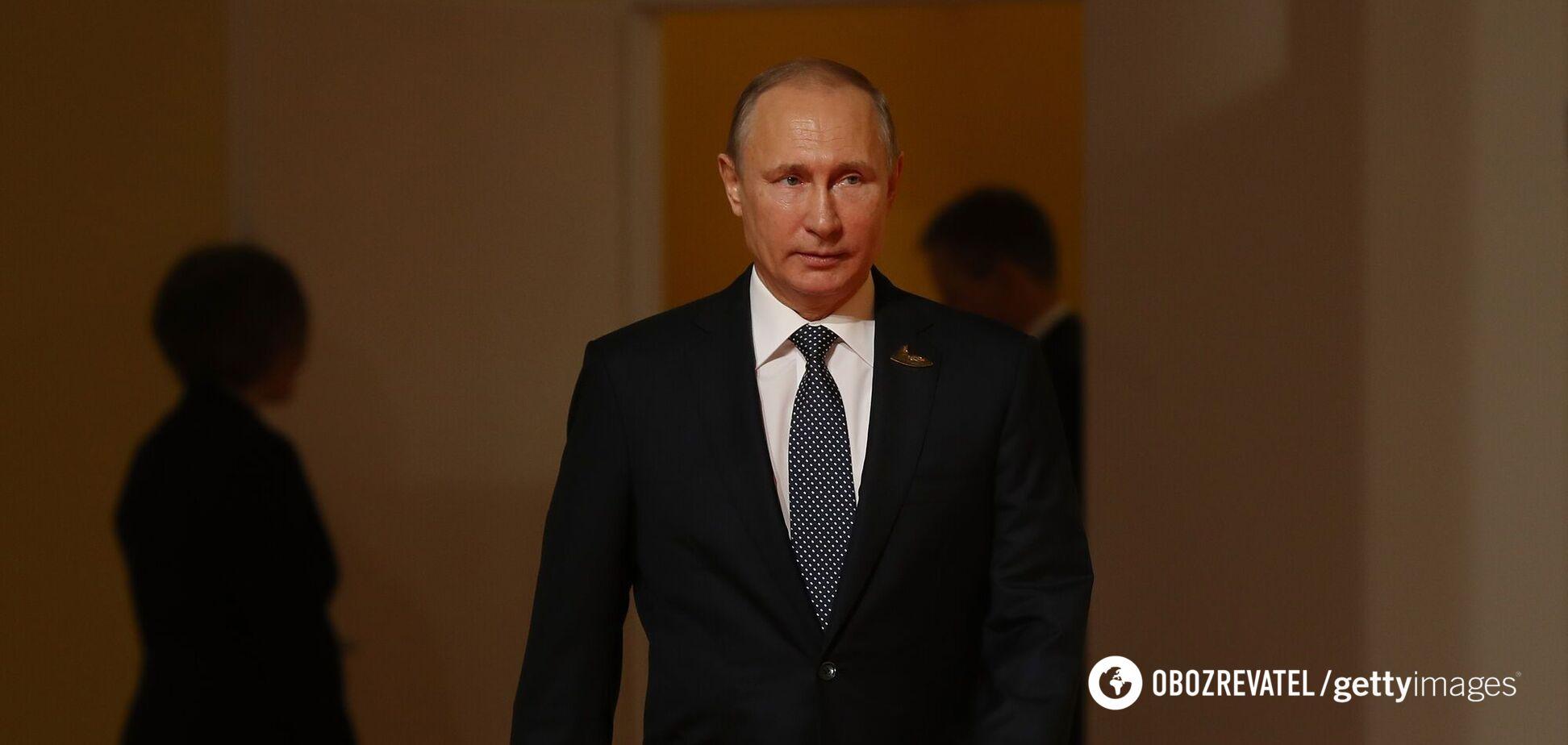 Конструктивних переговорів з Путіним немає і не буде