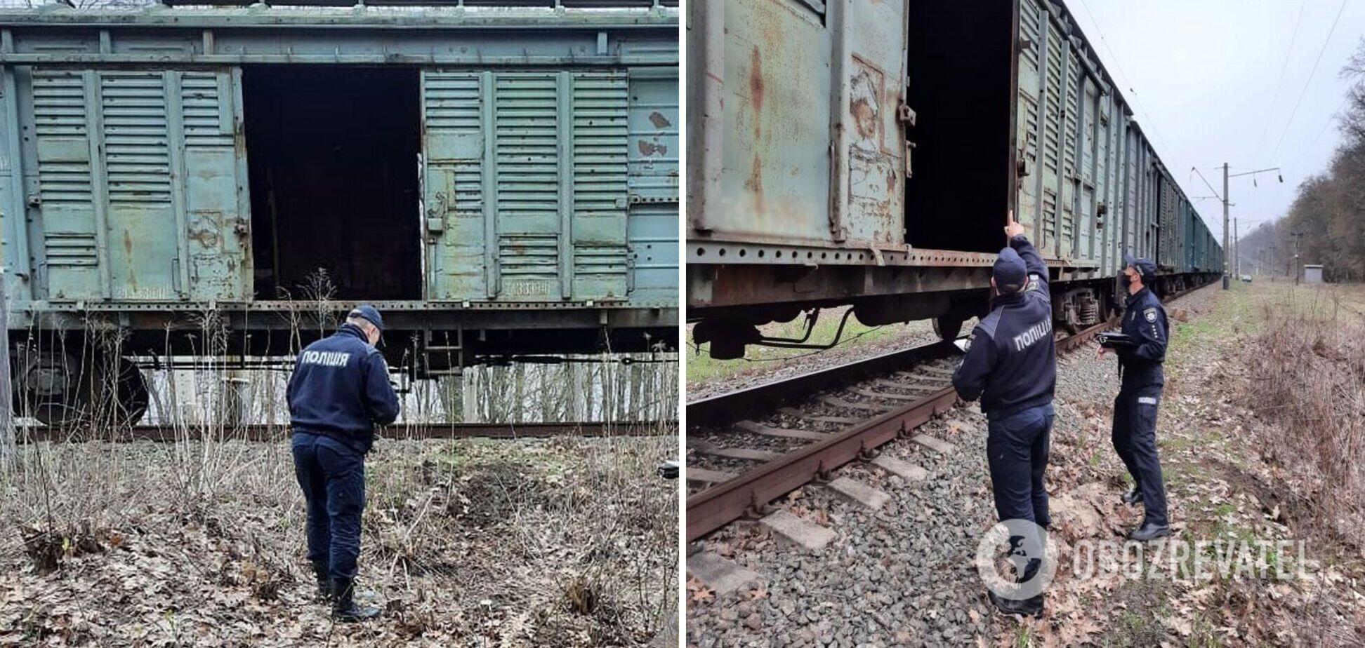 На Черниговщине 16-летний парень погиб при попытке сделать селфи на крыше поезда