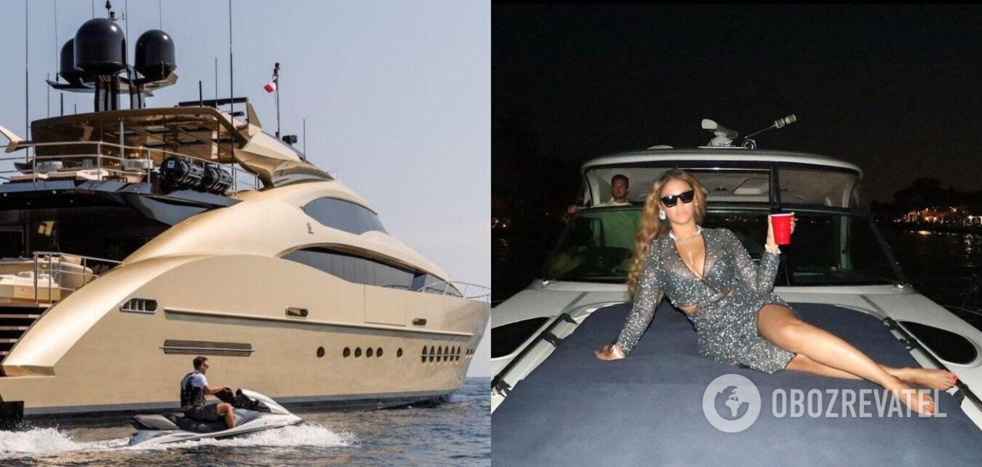 Найрозкішніші яхти Кідман, Бейонсе та інших знаменитостей: як вони виглядають. Фото