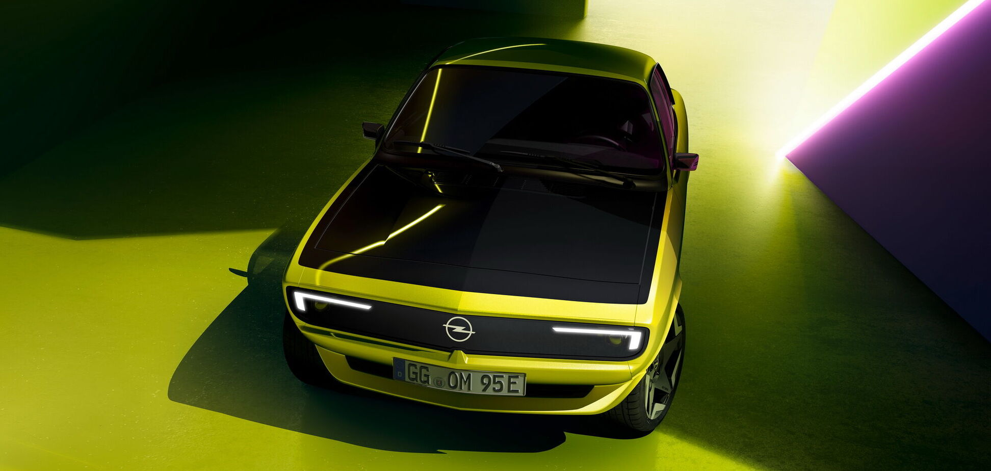 Opel анонсировал дату презентации рестомода Manta GSe