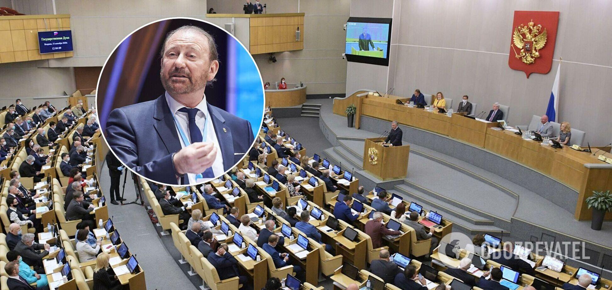 Президент ПАРЄ Хендрік Демс
