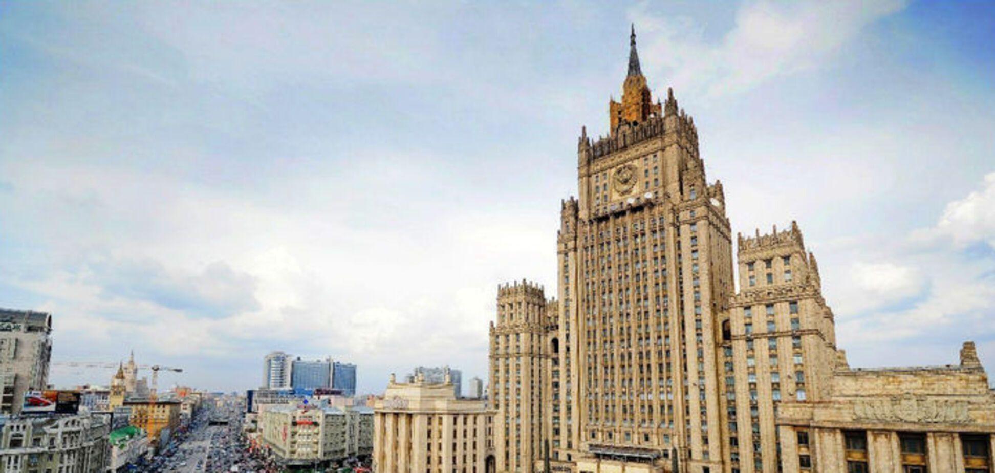 В РФ ответили на выдворение Украиной дипломата и выдали новые обвинения