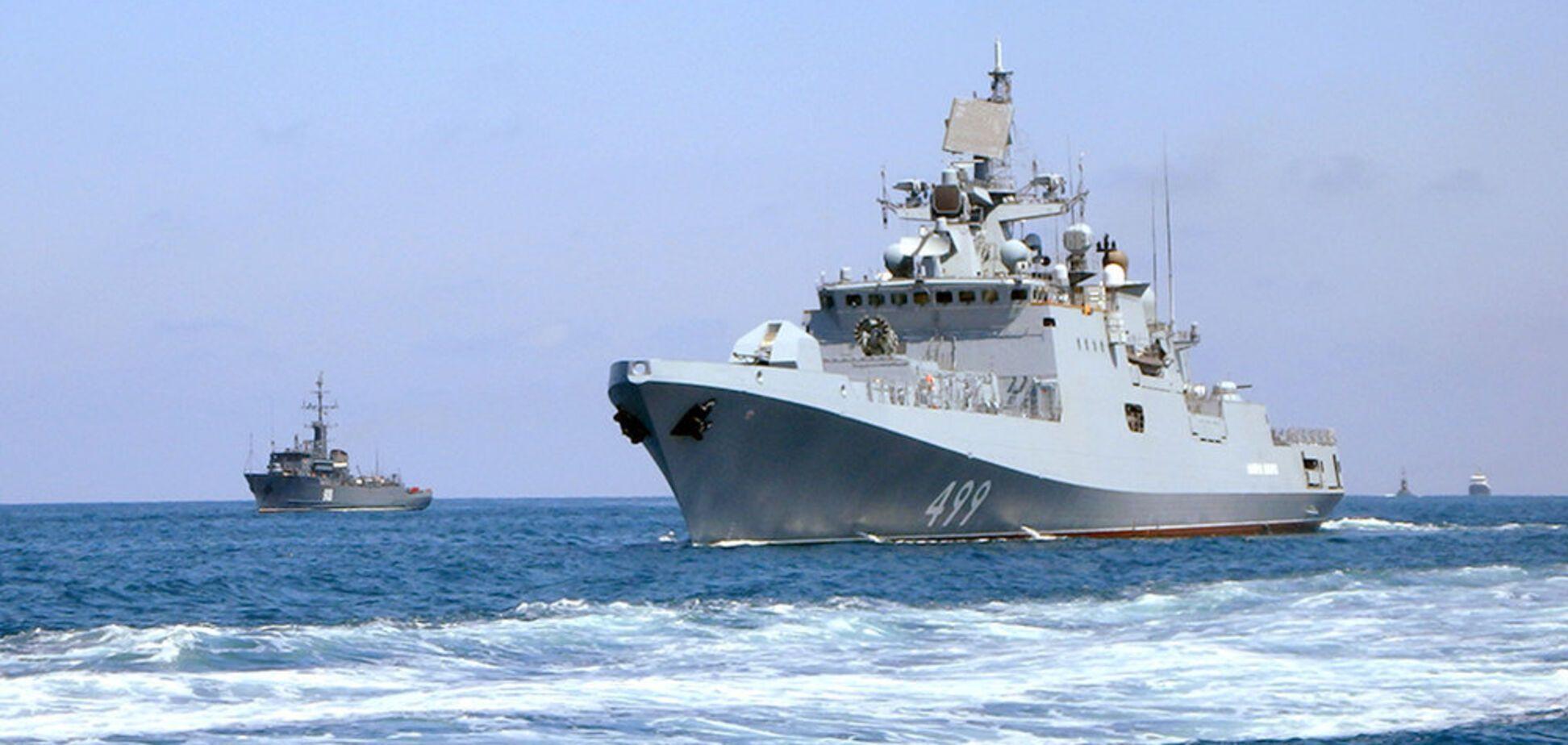 Держдеп США засудив плани Росії закрити частину акваторії Чорного моря