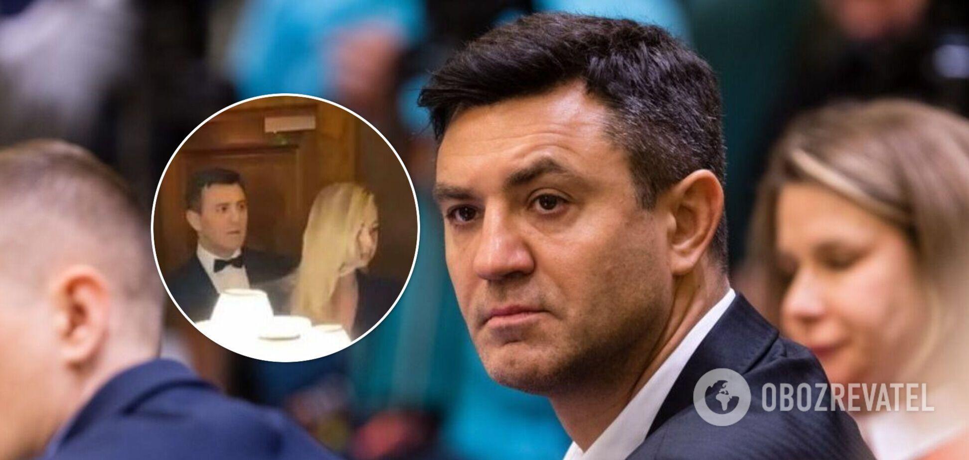 Тищенко заявил, что на вечеринке жены были все переболевшие COVID-19: полный текст 'оправдания'