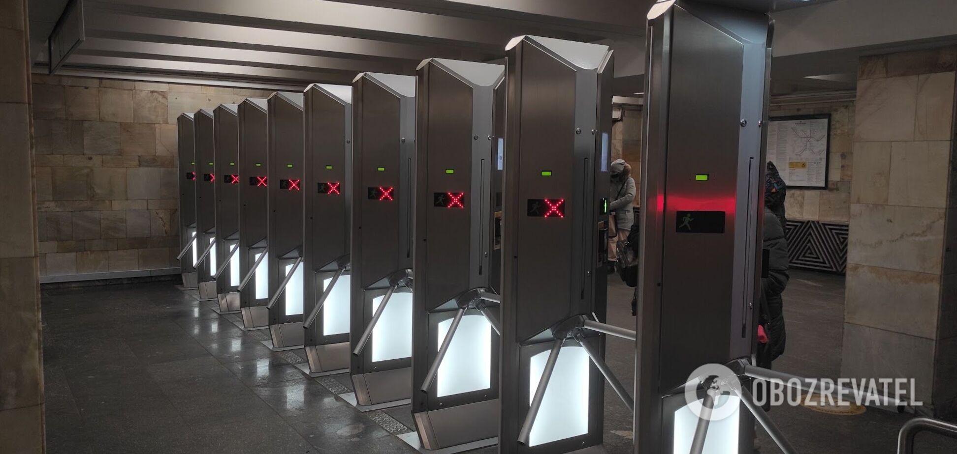 Роботи проведуть в одному з вестибюлів
